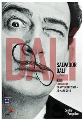 Expo Dali . Rens : 01 44 78 12 33. 13 €.