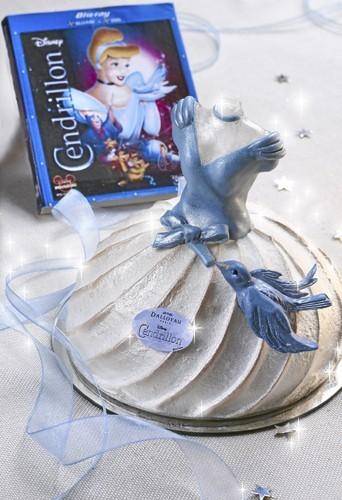 Le gâteau Cendrillon, miam !