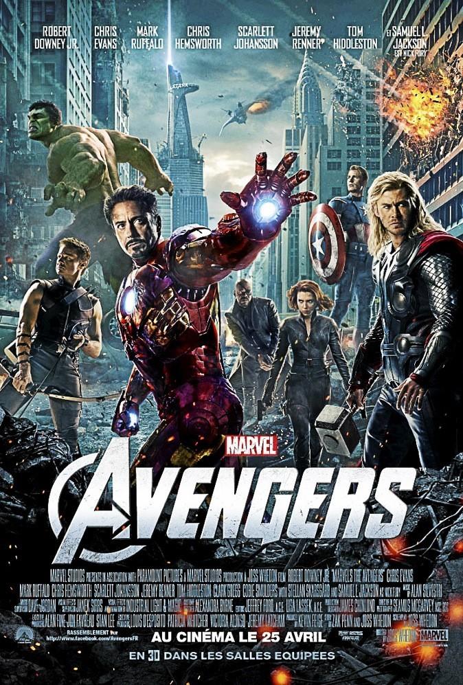 Avengers. Marvel. 15,99 €.