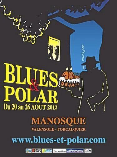 Rencontrer des auteurs de polars, assister à des lectures et des concerts de blues entre deux pastagas, ça vous dit!?