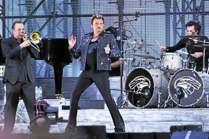 Concert de Johnny Hallyday : À partir de 59 €, gratuit pour les moins de 12 ans !