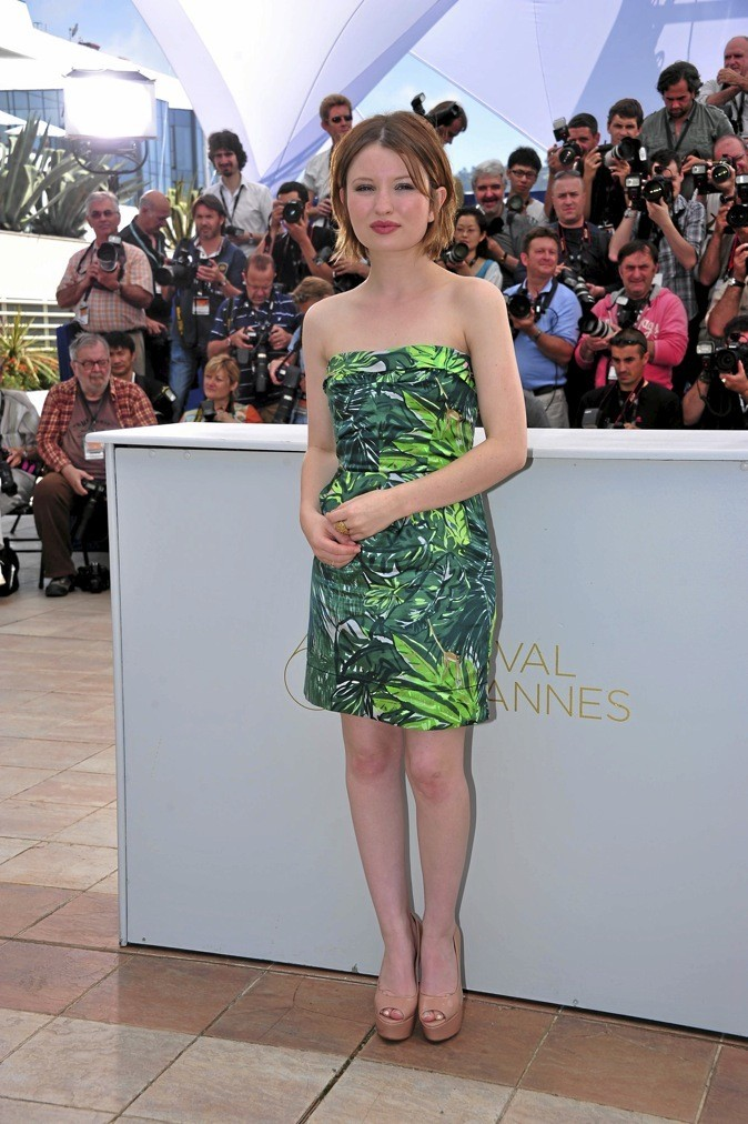 Emily Browning, actrice dans Sleeping Beauty !