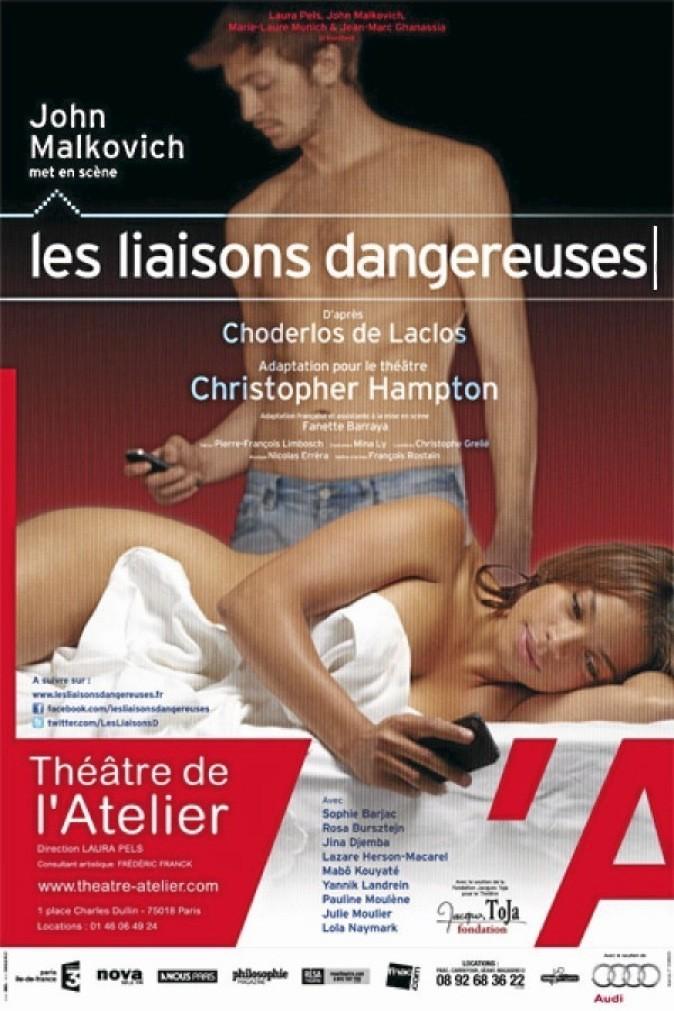 Les liaisons dangereuses au théâtre !