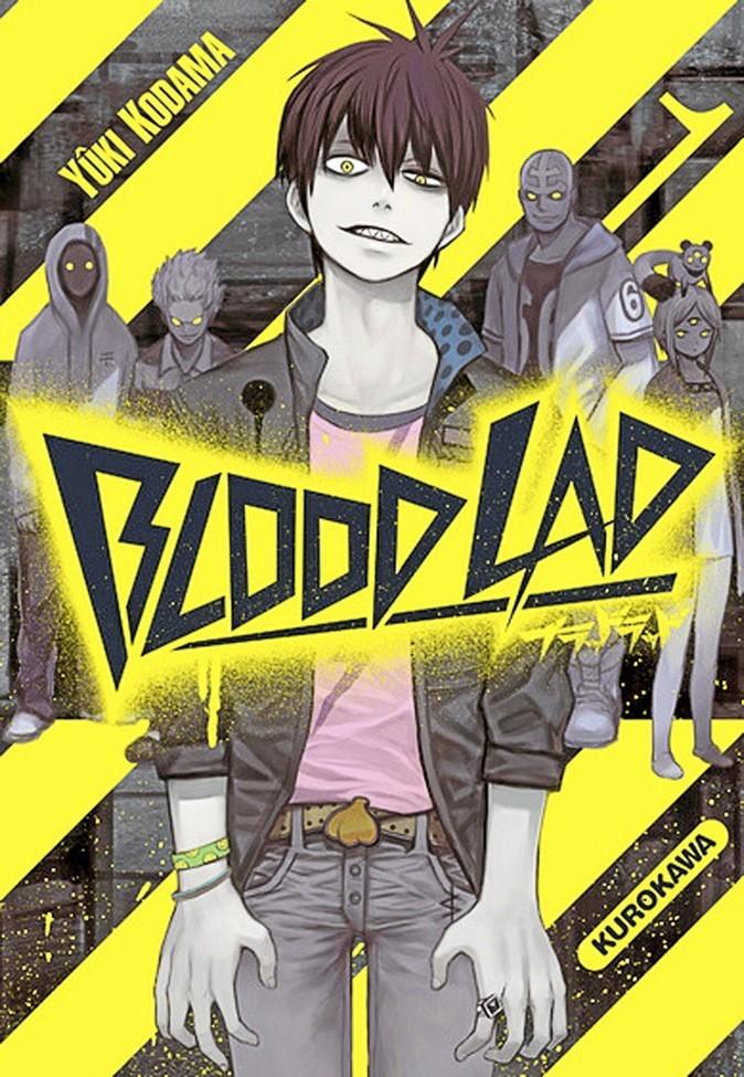 Blood Lad, tome I (Kurokawa). 7,65 €.