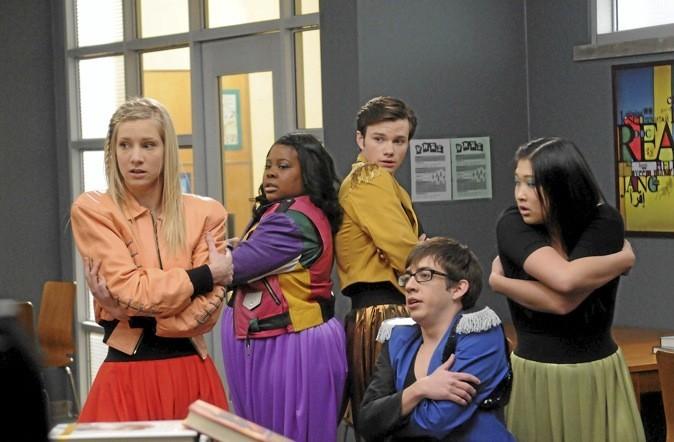"""W9 vous propose la retransmission de la série """"Glee"""" sur W9 à 20h50 !"""