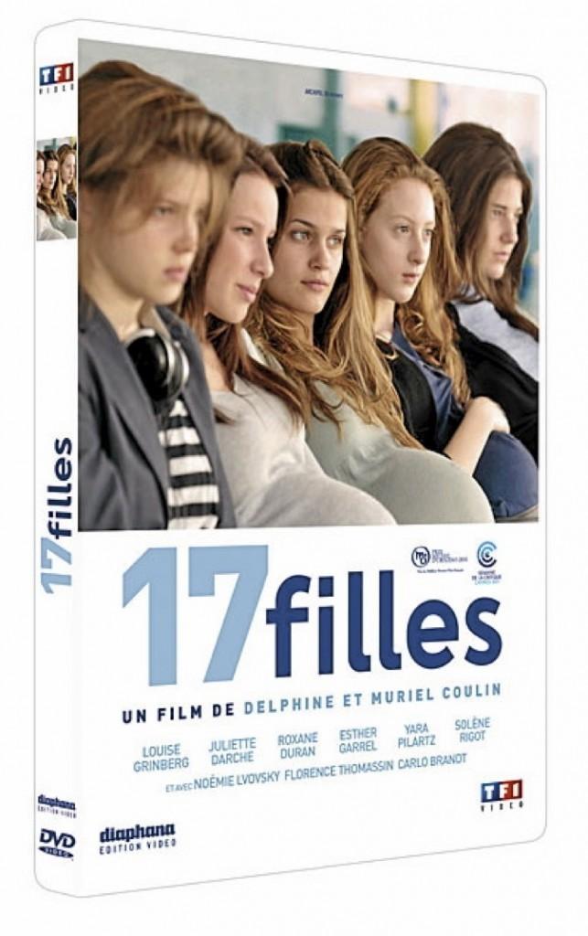 17 filles, le DVD,  Diaphana, 19,99€