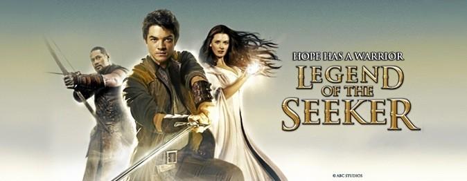 """18h10 : 3 épisodes fantastiques de """"Legend of the Seeker, l'épée de vérité """" sur TF6 !"""