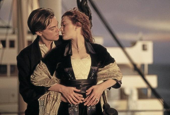 Scène mythique de Titanic, qui sort en 3D au cinéma !