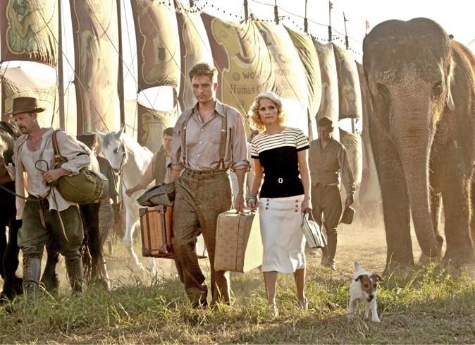 """Le film """"De l'eau pour les éléphants"""" sur Canal + à 20h50"""