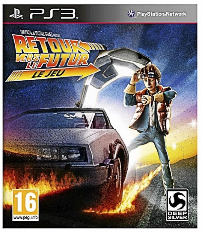 Retour vers le futur – Le jeu, PS3. 20 €.