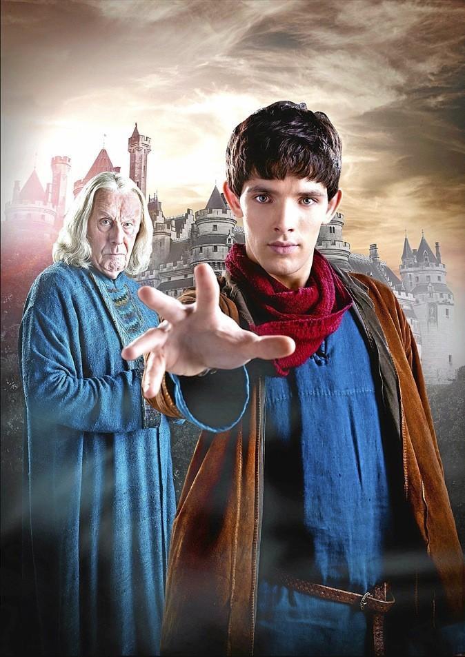 """La série """"Merlin"""" sur Gulli à 20h45 !"""
