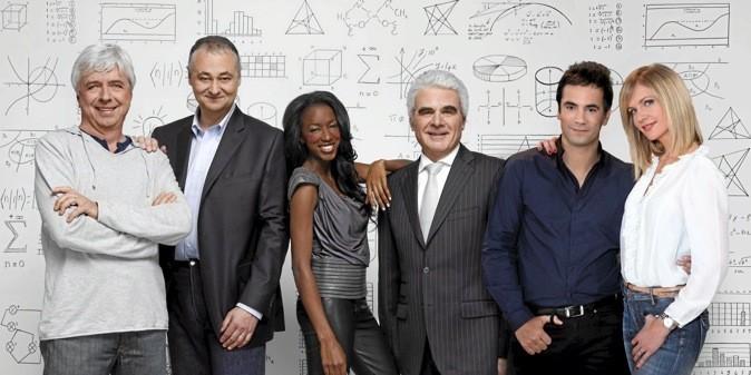 """L'équipe de l'émission """"L'inventeur 2012"""" !"""