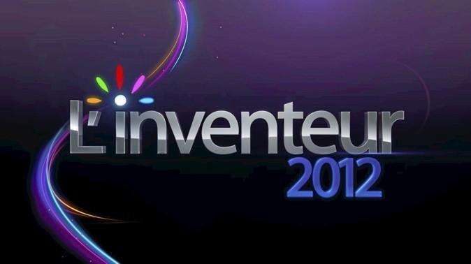 """Le logo de l'émission """"L'inventeur 2012"""" !"""