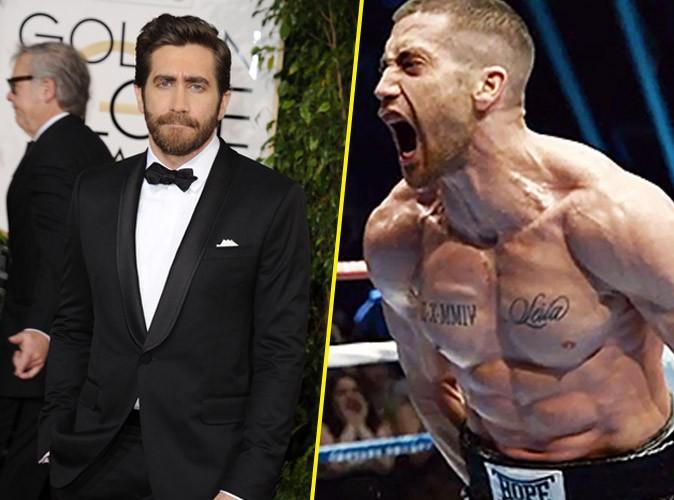 L'impressionnante transformation de Jake Gyllenhaal !