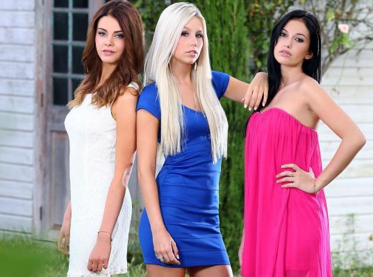 La Belle et ses princes presque charmants 3 : les princes choisiront entre Jade, Coralie et Laeticia !