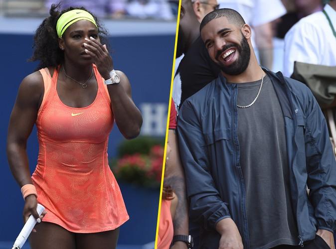 La défaite de Serena Williams à l'US Open ? La faute de Drake !
