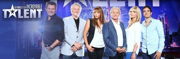 Le jury de l'émission