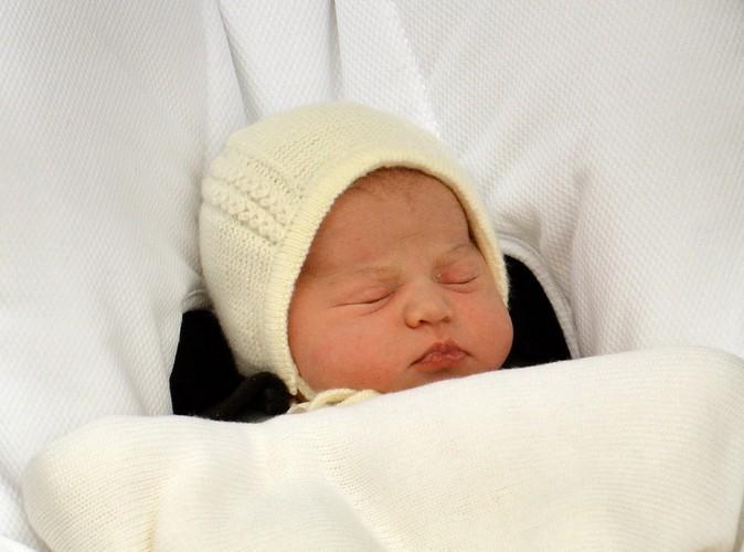 La princesse Charlotte est déjà pourrie gâtée !