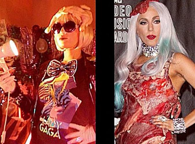 Lââm : poulet sur la tête, elle parodie Lady Gaga !