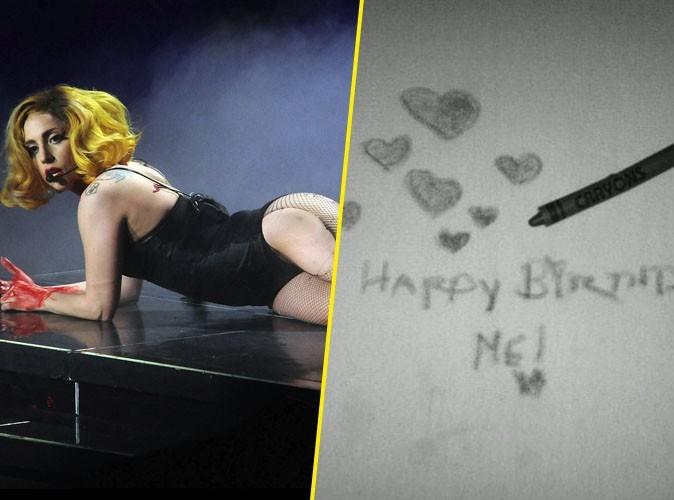 Lady Gaga : 9 millions de followers sur Twitter ! Un joli cadeau pour son 25 ème anniversaire !
