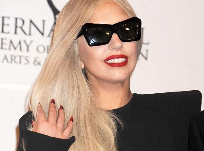 Lady Gaga : à la Maison Blanche contre le harcèlement !