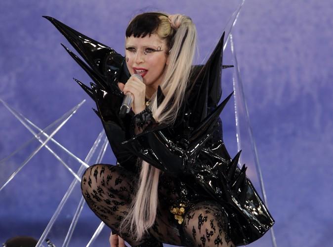 Lady Gaga : comment elle s'est retrouvée sur la paille !