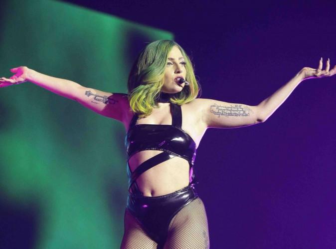 Lady Gaga : découvrez la demande en mariage qui a été faite plein concert !