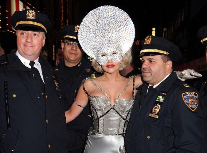 Lady Gaga : découvrez une photo de la scène du Born This Way Ball !
