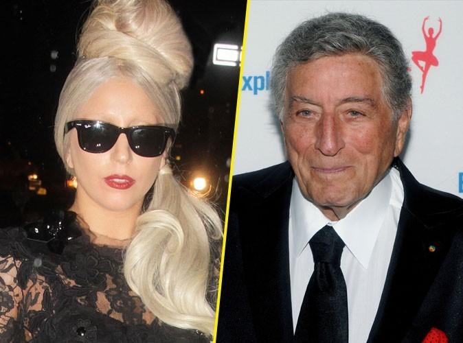 Lady Gaga : elle a posé nue pour un vieux chanteur !