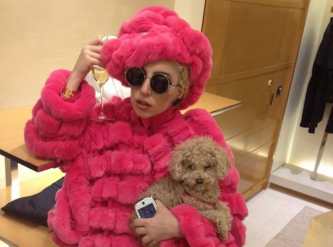 Lady Gaga : elle s'explique sur ses manteaux en fourrure !