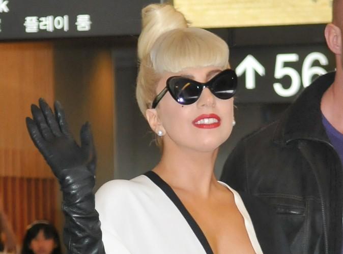 """Lady Gaga : elle veut un bébé... Mais le père doit obligatoirement être italien ! C'est son chéri américain qui doit être """"ravi"""" !"""