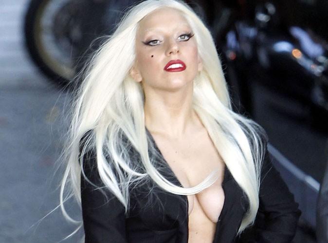 Lady Gaga : en collants et soutien-gorge, jusqu'où ira la reine de la provoc '?