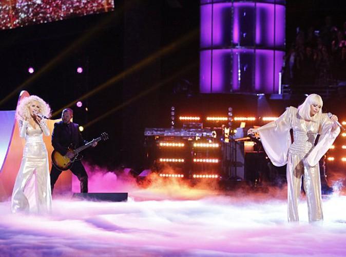 """Lady Gaga et Christina Aguilera : leur featuring sur le titre """"Do What U Want"""" est enfin disponible..."""