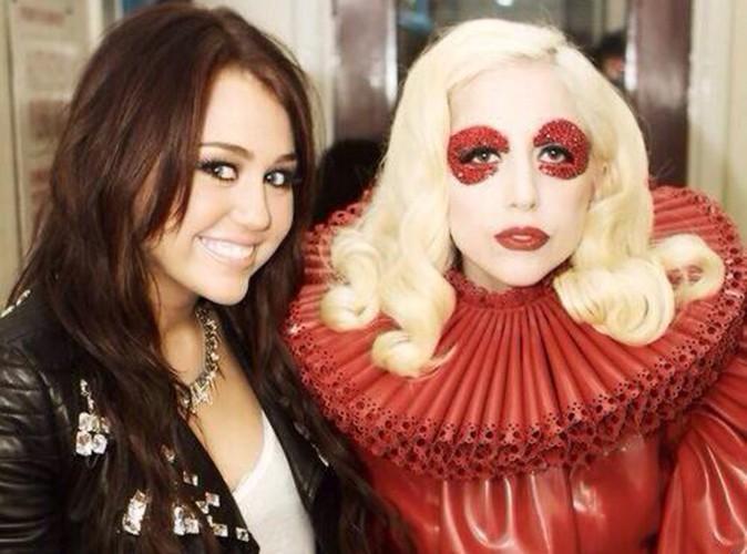 Lady Gaga : les fans de Miley Cyrus veulent sa mort !