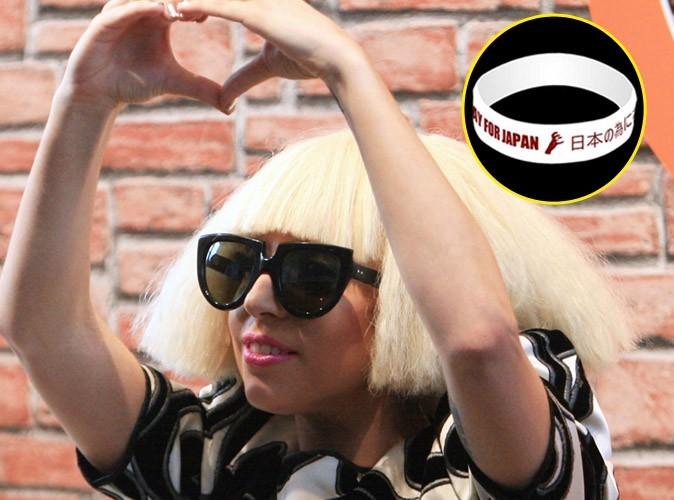 Lady Gaga mobilisée pour les victimes du séisme japonais...