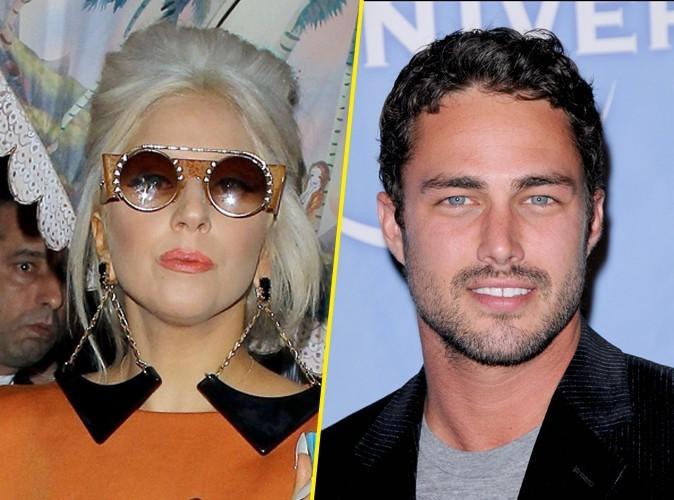Lady Gaga : première photo avec son nouveau chéri Taylor Kinney !