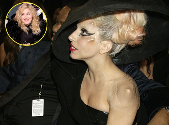 """Lady Gaga répond à la polémique : """"Il n'y a personne qui aime et adore Madonna plus que moi"""""""