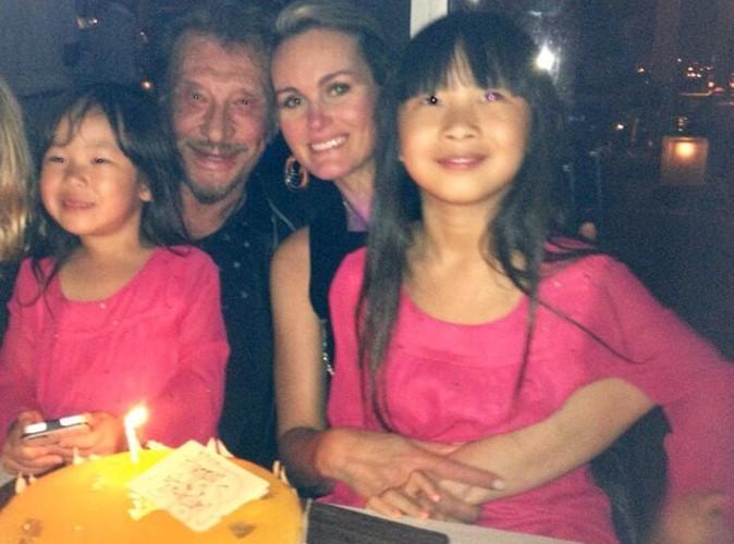 Laeticia Hallyday : elle fête son anniversaire en famille !