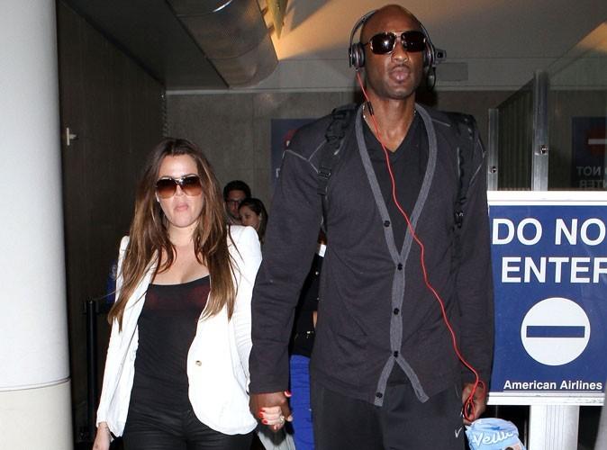 Lamar Odom : auprès de son père malade, le mari de Khloé Kardashian pense à prendre sa retraite !