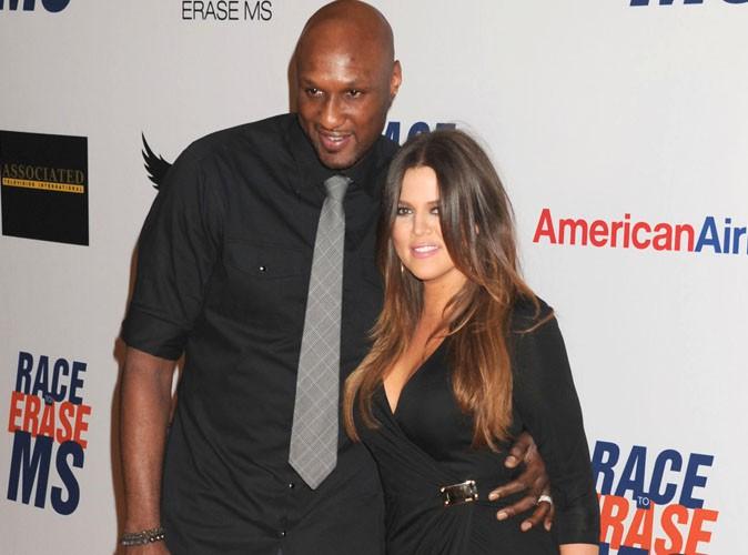 Lamar Odom : il a prévu d'offrir un énorme cadeau à Khloe Kardashian pour leur anniversaire de mariage !