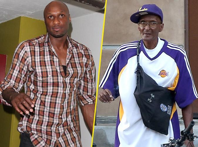 Lamar Odom : toujours en colère contre son père, il lui coupe les vivres !