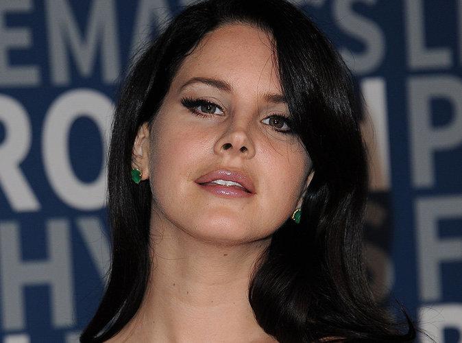 Lana Del Rey, c'est fini avec le beau Francesco !