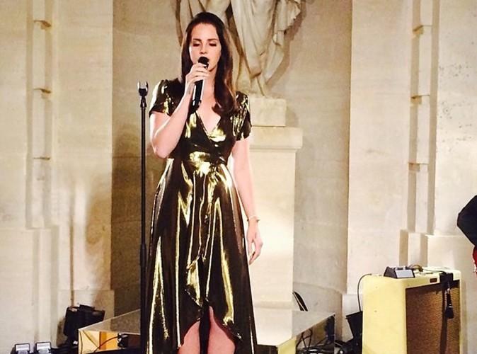 Lana Del Rey : elle affirme avoir chanté gratuitement pour Kim et Kanye West !