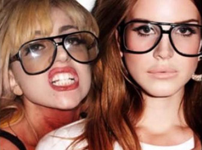 """Lana Del Rey tâcle Lady Gaga : """"Tu ressembles à un mec, tu parles comme un bébé"""" !"""