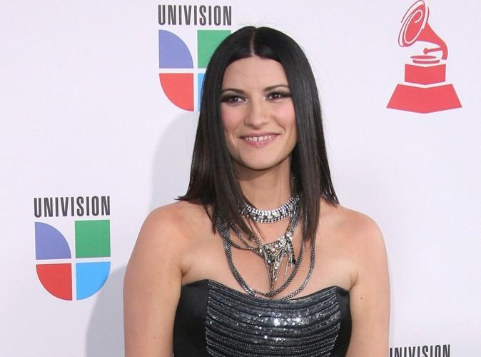 Laura est aux anges!