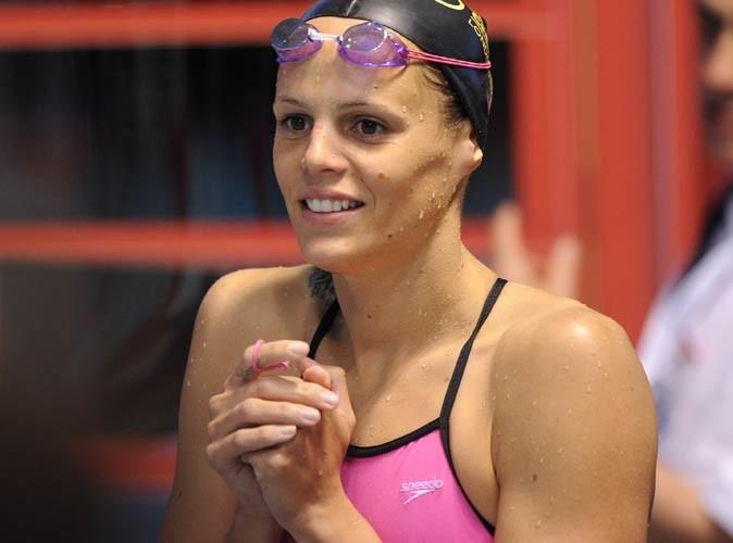 Laure Manaudou : une nouvelle médaille de championne de France et un record, elle n'arrête plus !
