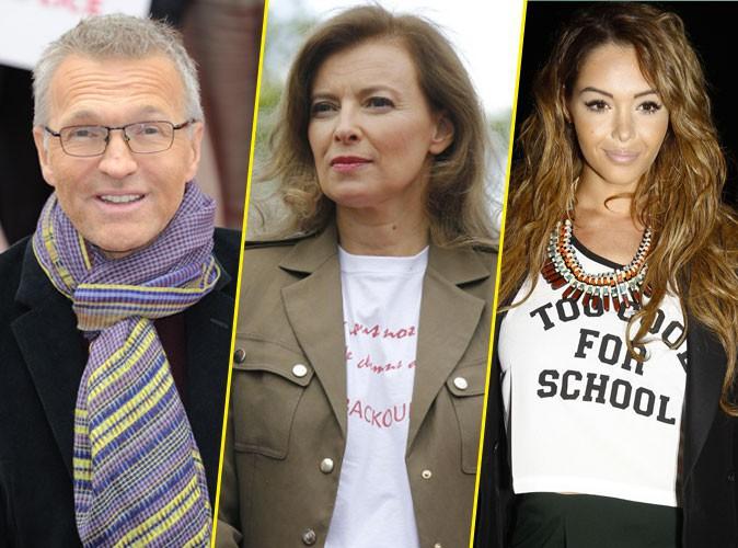 """Laurent Ruquier : Avec Valérie Trierweiler, """"on avait Nabilla à l'Elysée et on ne le savait pas"""" !"""