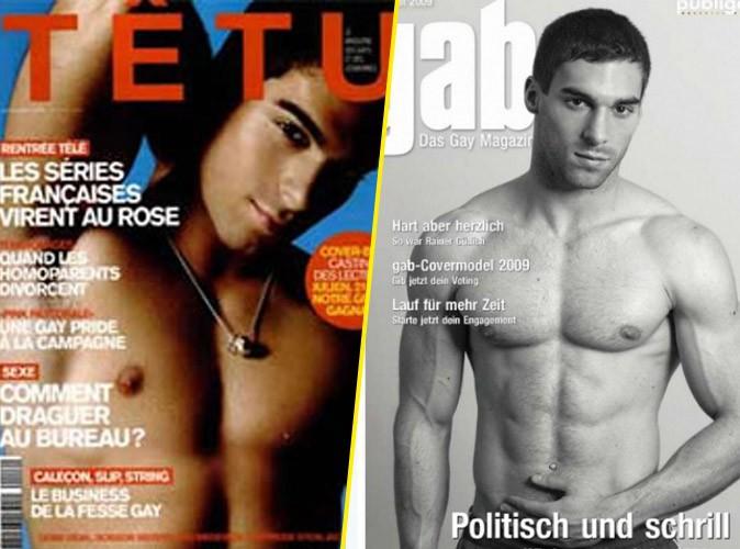 Le nouveau membre du FN en Une de deux magazines gay !