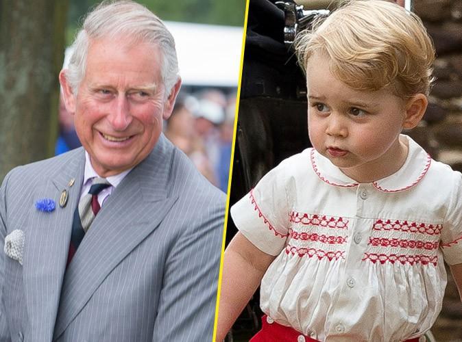 Le prince Charles fait des folies pour l'anniversaire de son petit George !