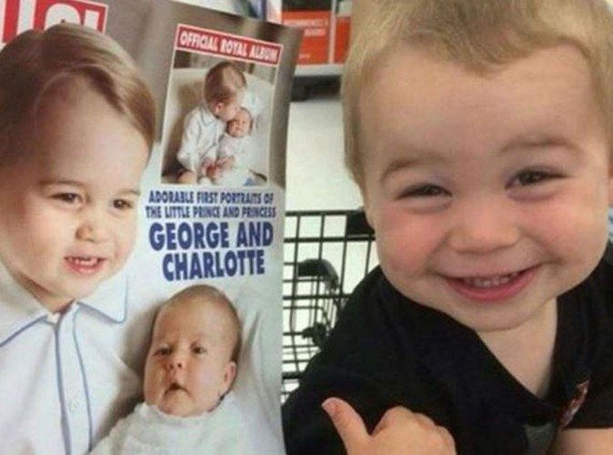 Le prince George : sosie or not sosie ?